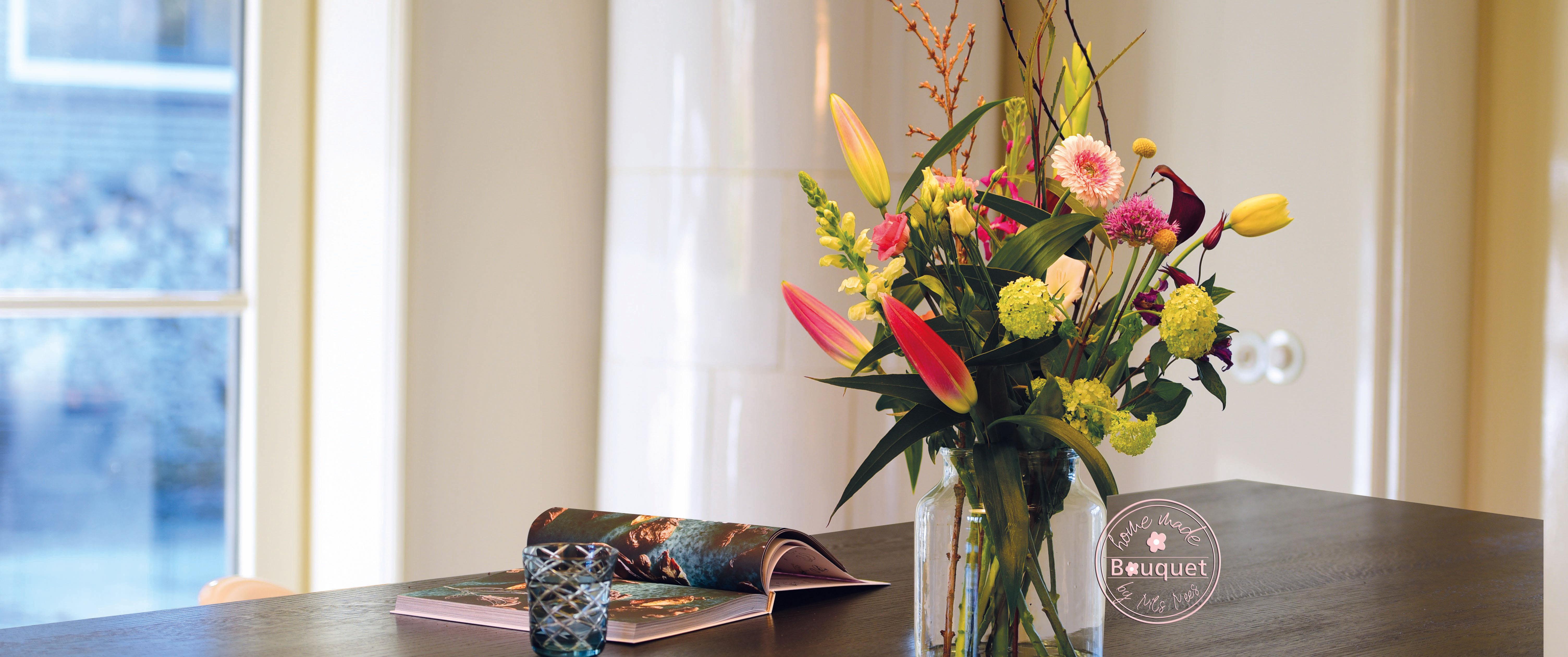 Boeket bestellen online bloemen nederland